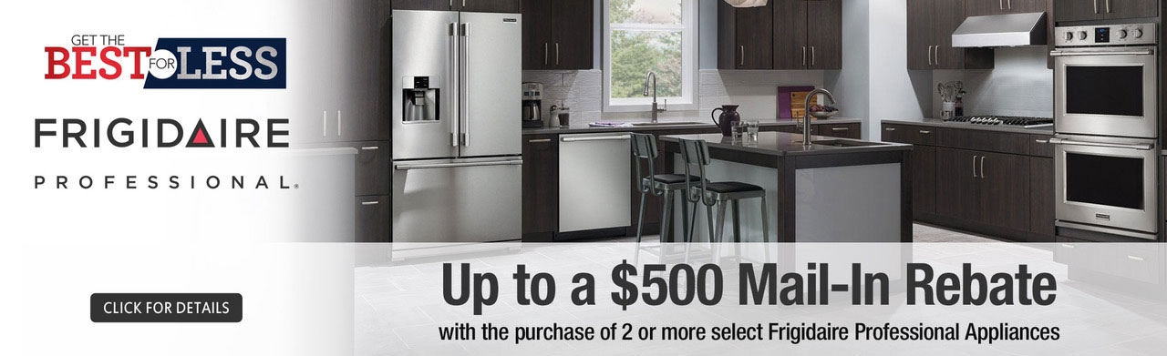 Save up to $500 with qualified purchase