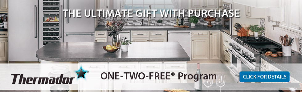 Thermador 1 2 Free Promotion